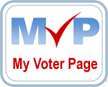 Montana Secretary of State's My Voter Page