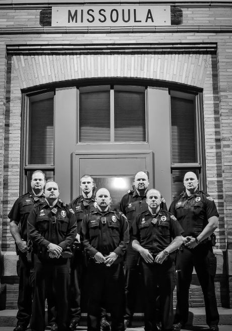 Missoula Police Officers
