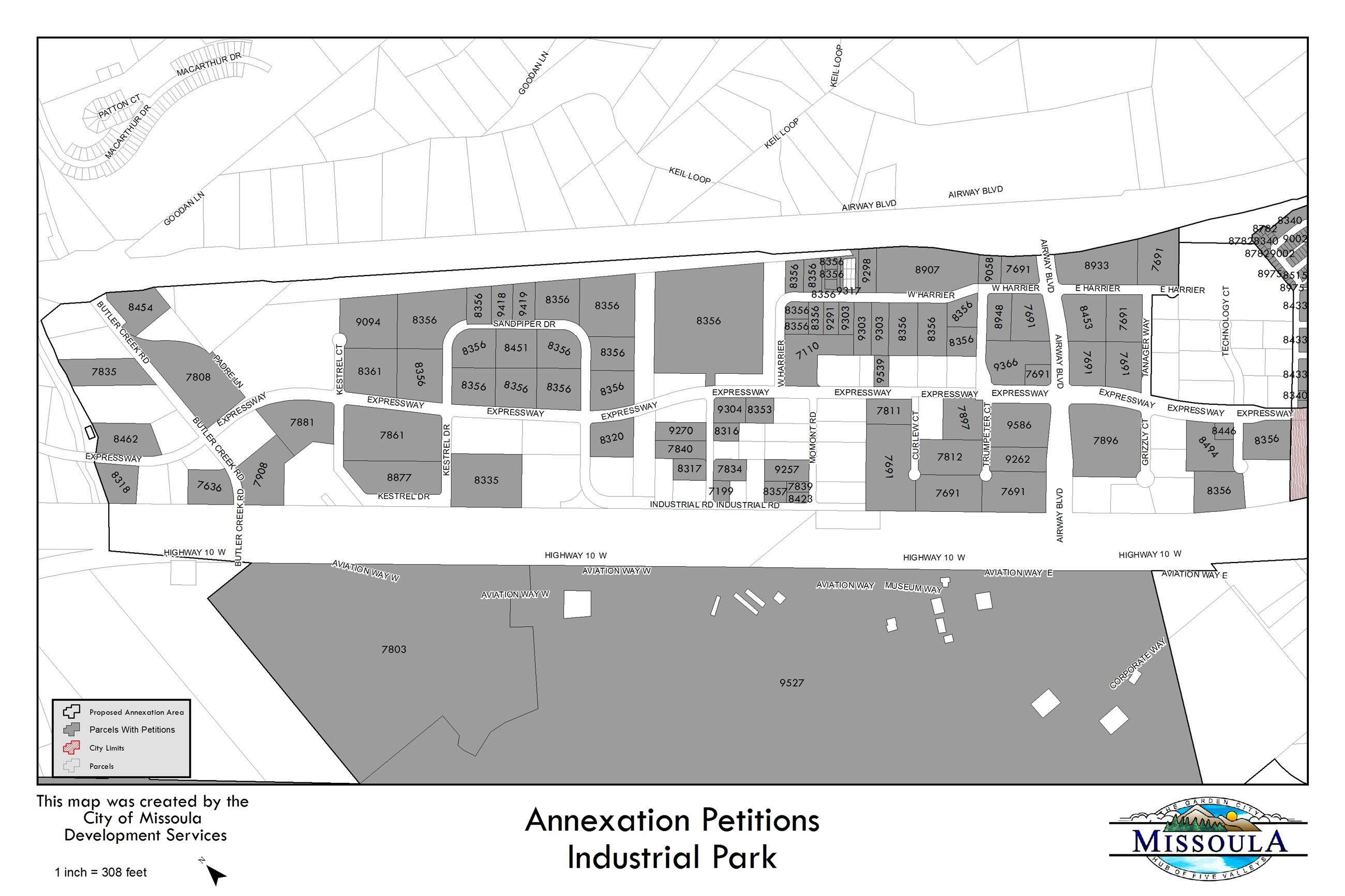 Industrial Park - Petitions