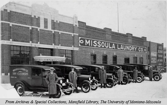 Missoula Laundry Co