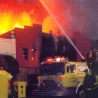 Roxy Theater Fire
