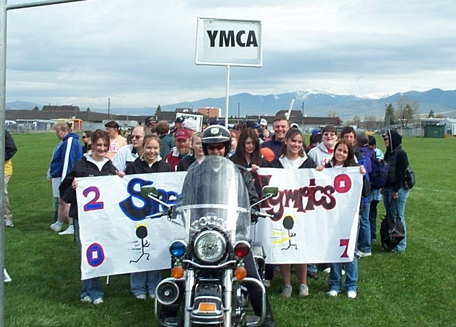 Missoula Police are proud supporters of Special Olympics