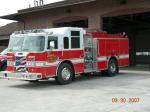 2006 Pierce Pumper- Type 1 Engine