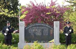 Law Enforcement Memorial