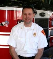 Fire Chief Jason Diehl
