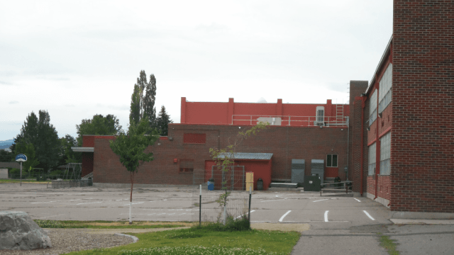 View of school