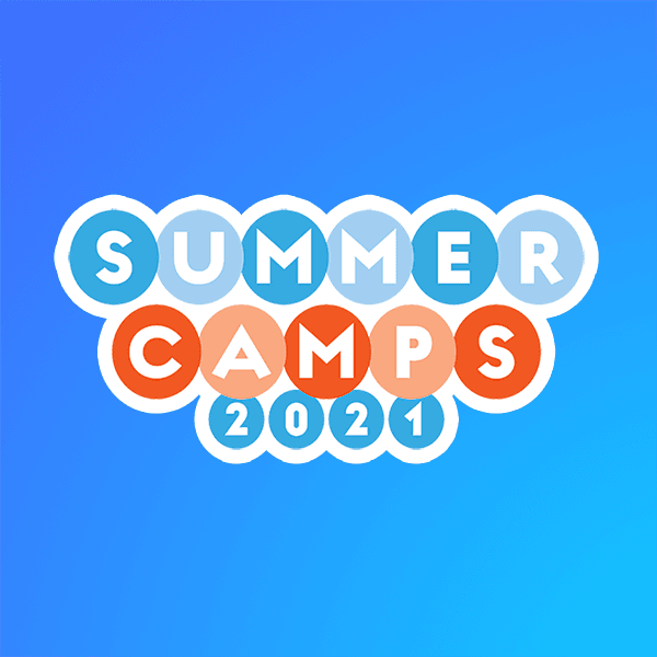summer camps logo Square png gradient 22